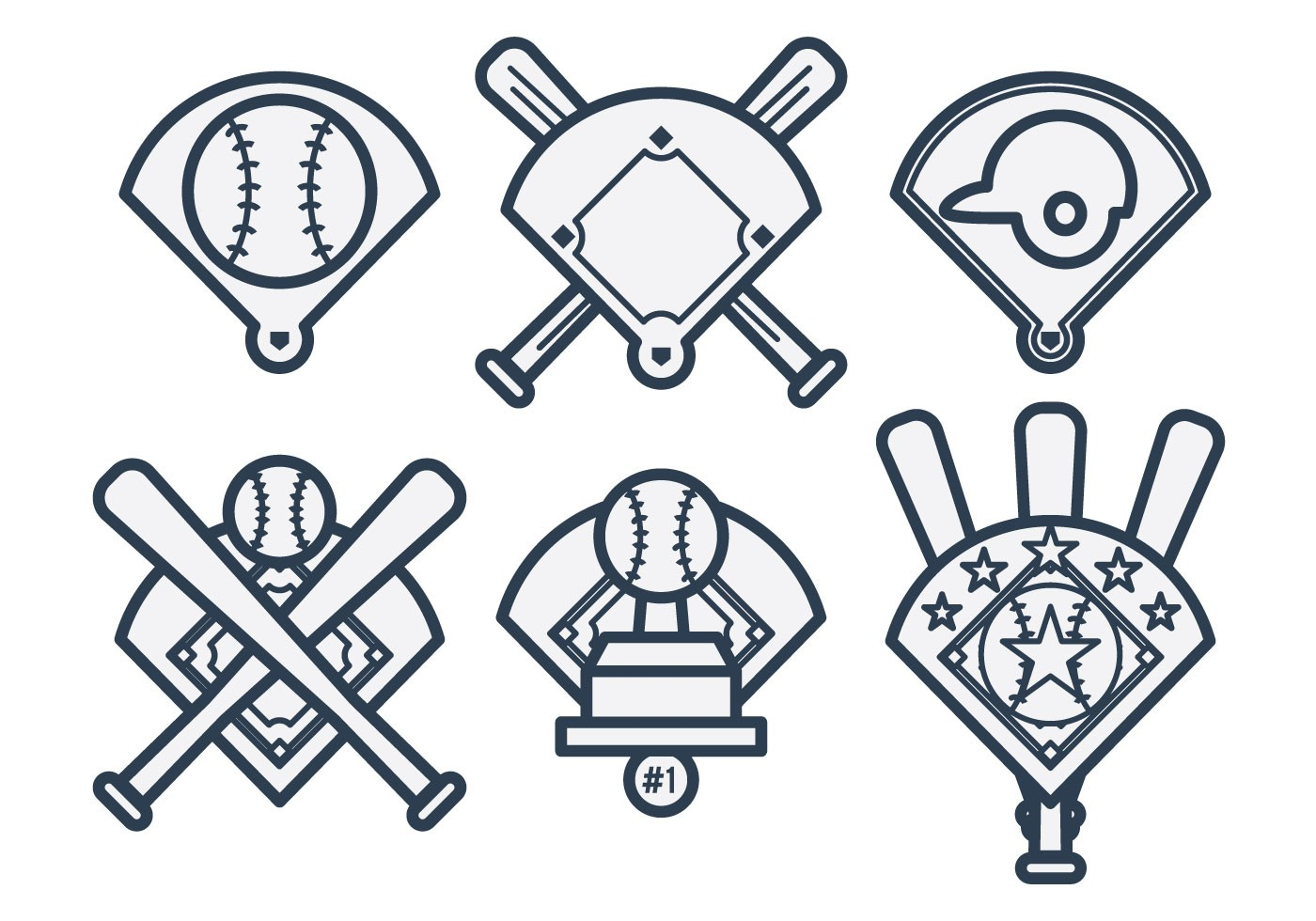 1400x980 Baseball Diamond Vector Baseball Diamond Vector Download Free
