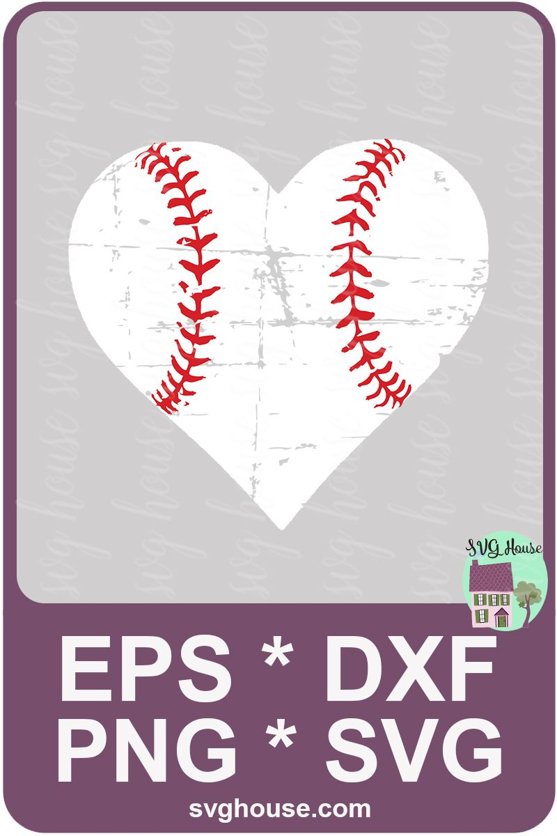 800x1200 Baseball Heart Svg, Baseball Heart, Baseball Svg, Love Baseball