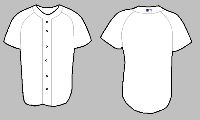 652x393 Download 12 Baseball Jersey Template Vector Baseball Top