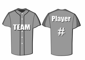 300x210 Download Now Baseball Jersey Template Vector Calendar Top