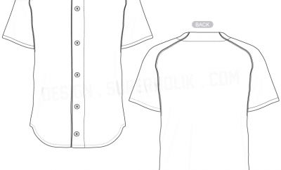400x242 Baseball Jersey Template Elegant 13 Baseball Uniform Template