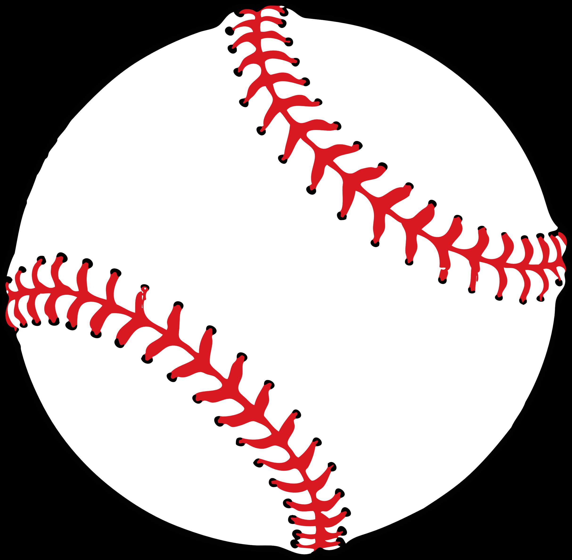 Baseball Swoosh Vector