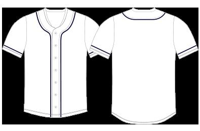 baseball uniform template vector at getdrawings com free for