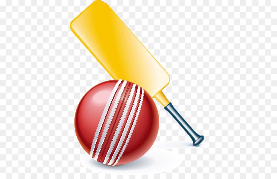 900x580 Download Cricket Ball Baseball Bat Baseball Png Vector Material