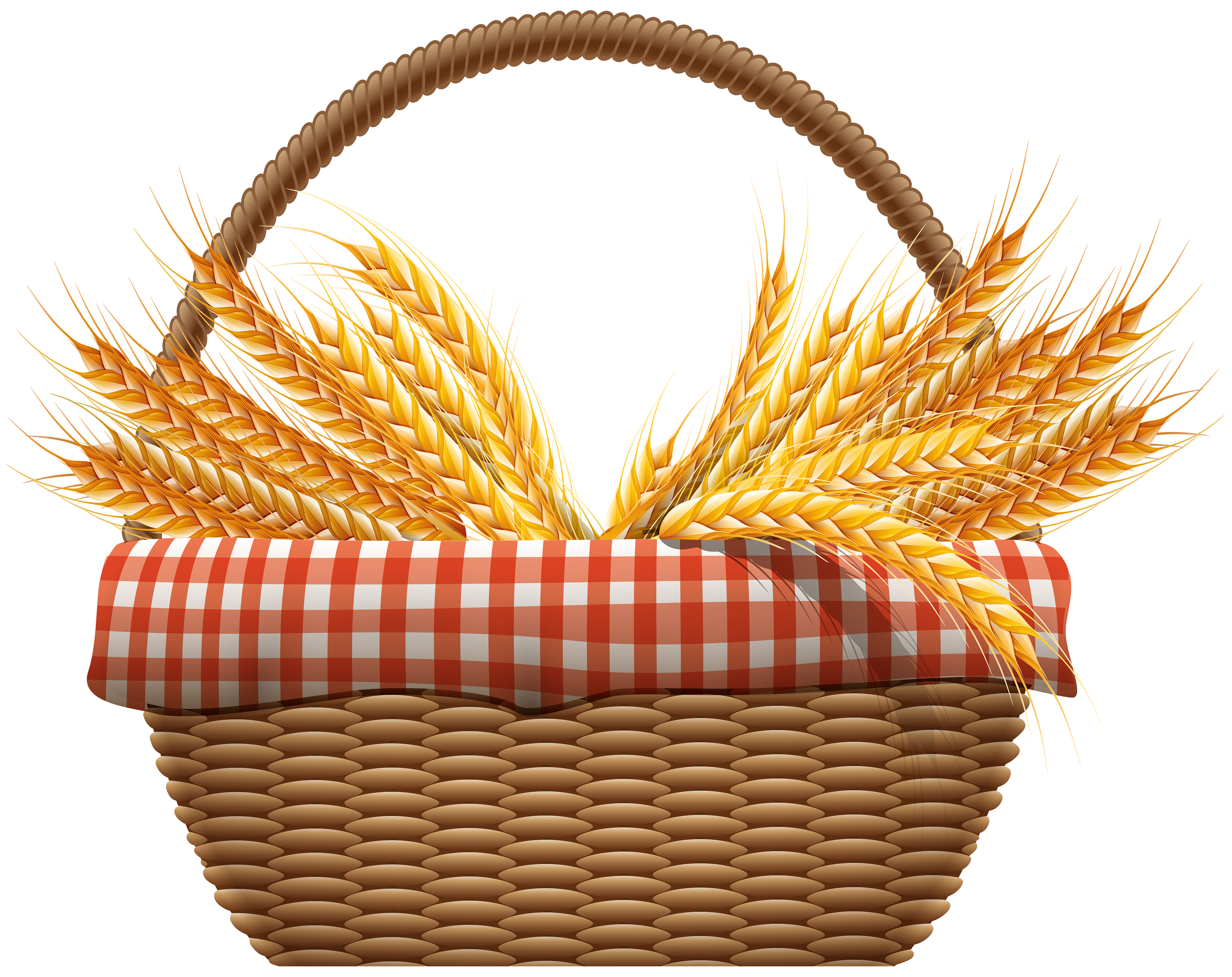 5000x3966 Collection Of Free Basket Vector Psd. Download On Ubisafe