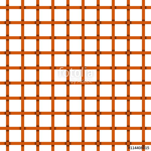 500x500 Brown Tile Basket Weave Pattern. Seamless Square Pattern. Stock