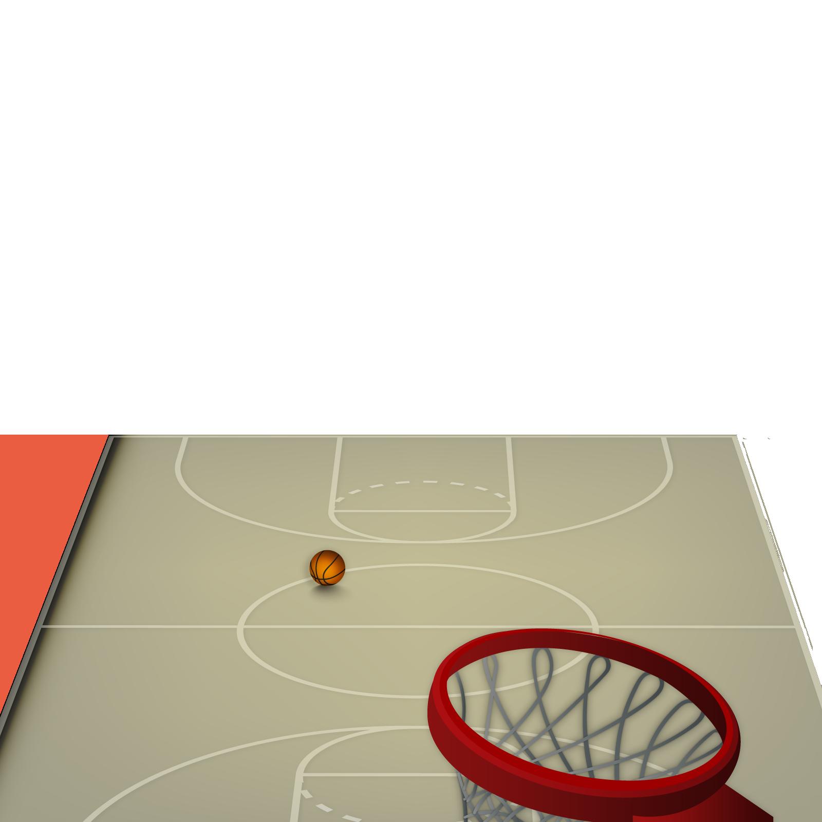 1600x1600 Basketball Court Athletics Field