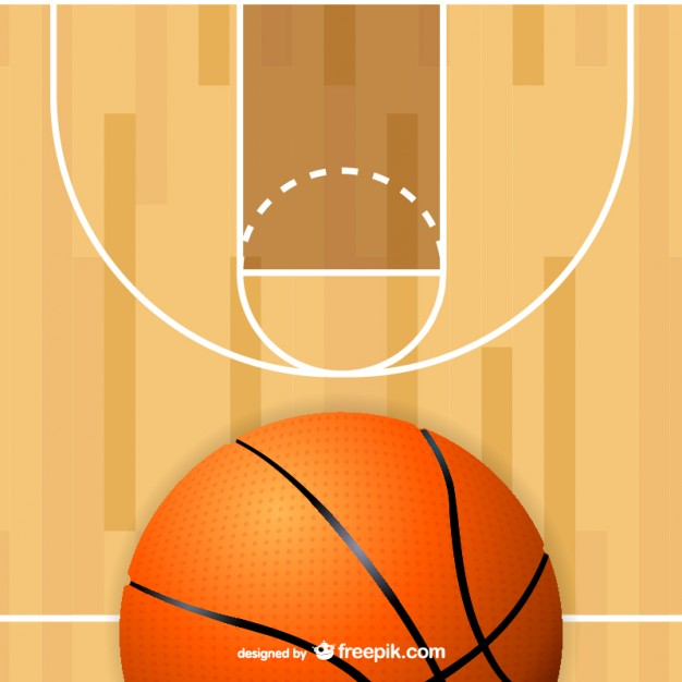 626x626 Basketball Free Vector Court Vector Free Vector Download In .ai