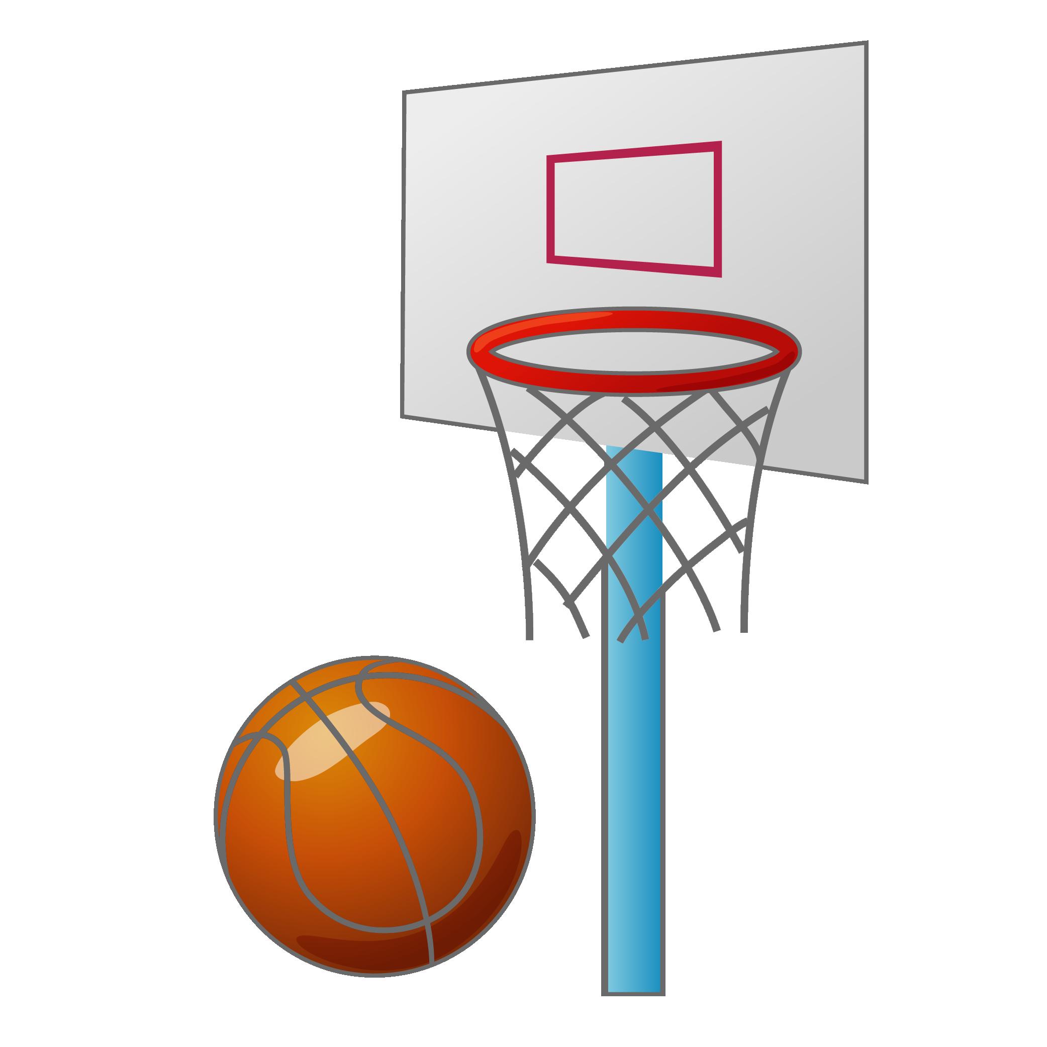 2083x2083 Cartoon Basketball Backboard Basketball Court