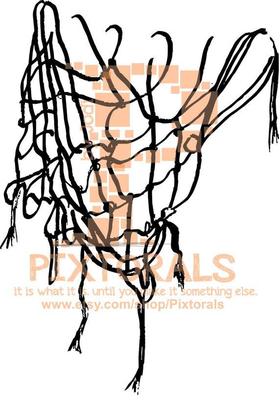 570x806 Basketball Net Vector Basketball Net As Png Jpg High Res Etsy