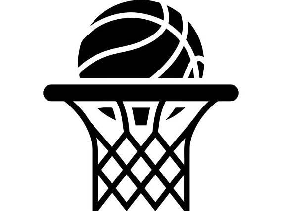 570x428 Basketball Going Into Hoop Png Transparent Basketball Going Into