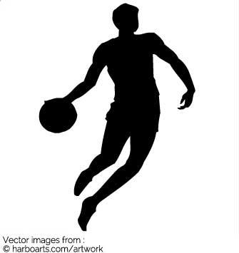 335x355 Download Basketball Player