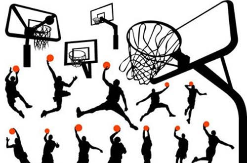 Basketball Vector Free