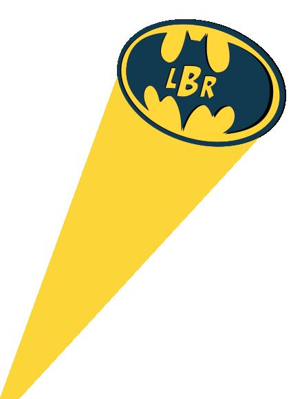 Bat Signal Vector