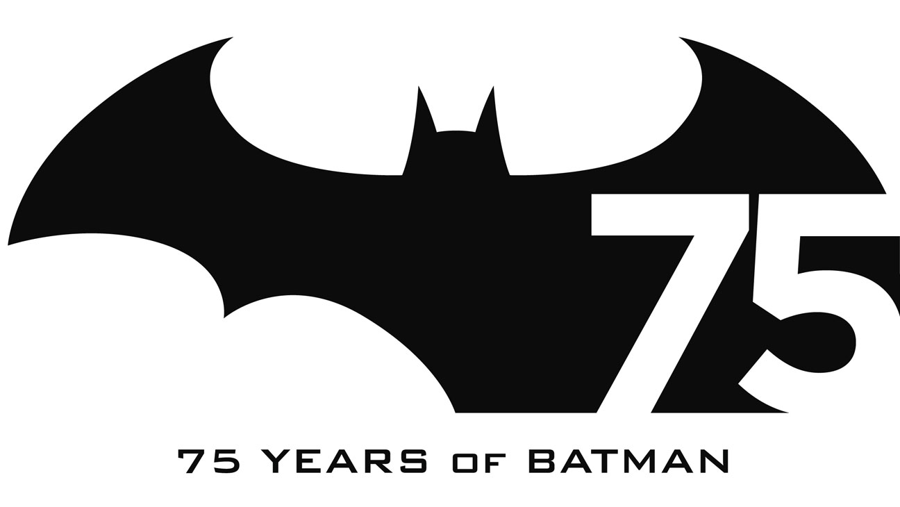 1296x730 Batman 75th Anniversary Logo Revealed Hollywood Reporter
