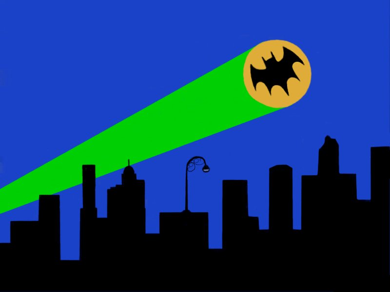 800x600 Collection Of Free Batmen Clipart Signal. Download On Ubisafe