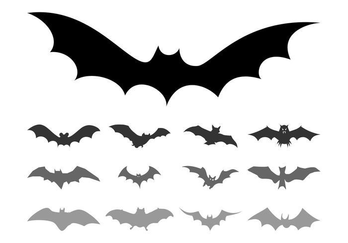 700x490 Bat Silhouettes