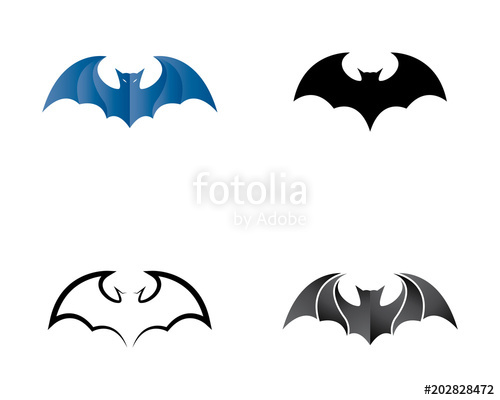 500x400 Bat Vector Icon Stock Image And Royalty Free Vector Files On
