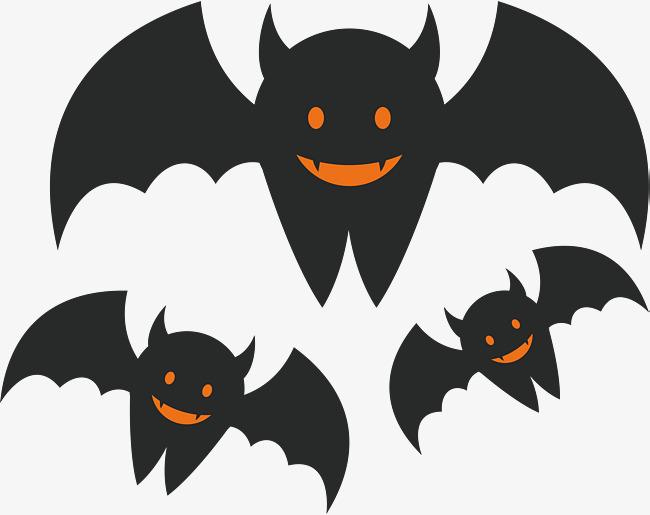 650x515 Black Vampire Bat, Black Vector, Bat Vector, Bat Clipart Png And