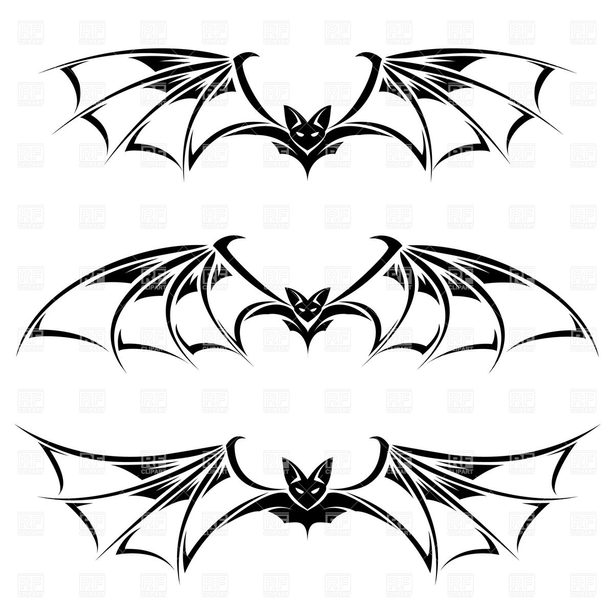 1200x1200 Flying Bat Vector Image Vector Artwork Of Plants And Animals