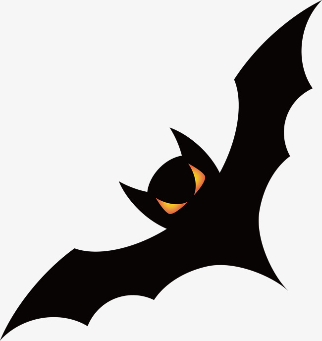 650x688 Vector Black Bat, Black Vector, Bat Vector, Bat Clipart Png And