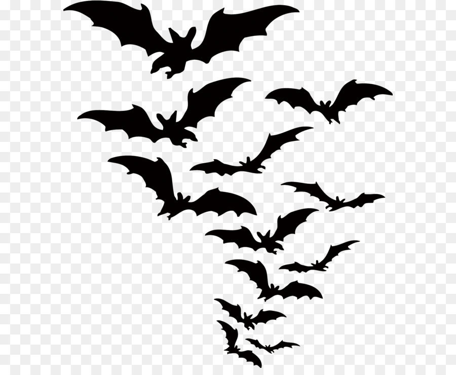 900x740 Bat Halloween Clip Art