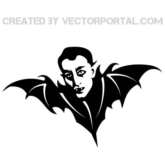 Bat Vector Free