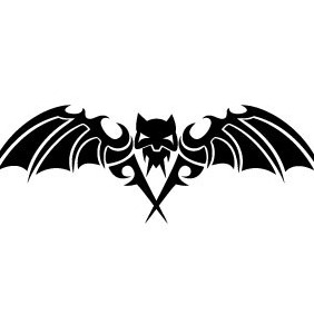 282x282 Tree And Bats Free Vector Download 153219 Cannypic