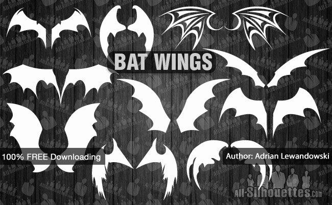 650x402 Free 10 Vector Bat Wings Psd Files, Vectors Amp Graphics