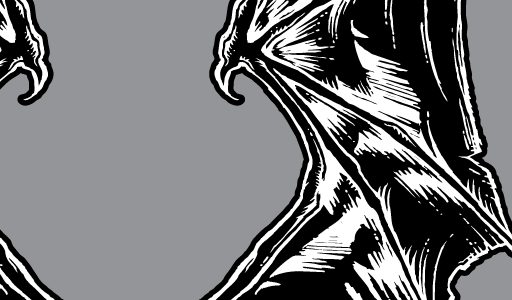 512x300 These Tattoo Dragon Wings Vector Art And Bat Wings Clipart