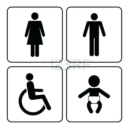 Fantastic Bathroom Sign Vector At Getdrawings Com Free For Personal Download Free Architecture Designs Xaembritishbridgeorg
