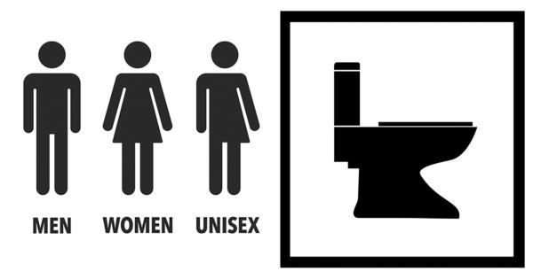 600x315 Bathroom Symbol Man And Woman Bathroom Symbol