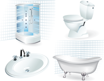 333x260 Bathroom Vector Amp Graphics To Download