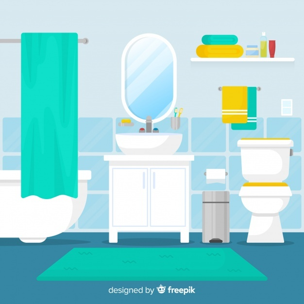 626x626 Bathroom Vectors, Photos And Psd Files Free Download