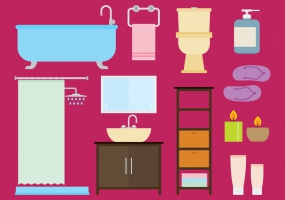 285x200 Bathroom Free Vector Graphic Art Free Download (Found 156 Files