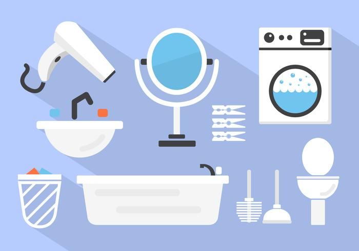 700x490 Bathroom Free Vector Art