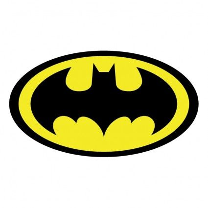 425x425 Batman 9 Vector Logo