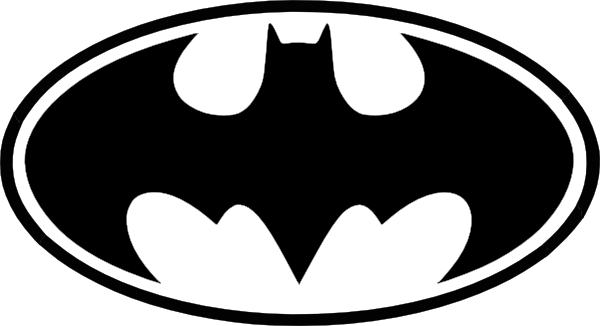 600x326 Collection Of Free Vector File Batman. Download On Ubisafe