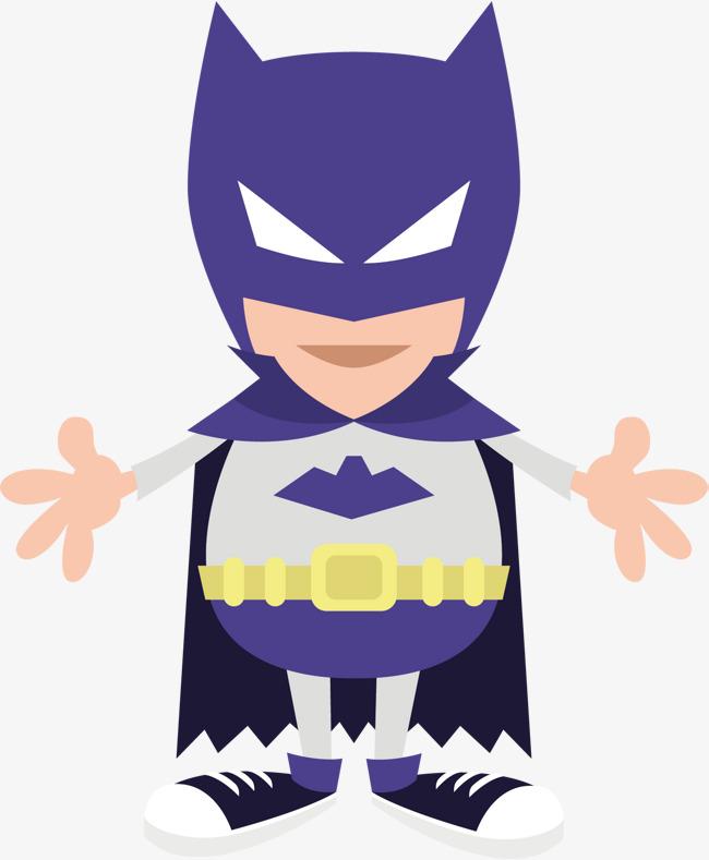 650x789 Vector Hand Painted Batman, Batman Vector, Batman, Vector Diagram
