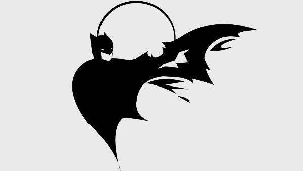 Batman Vector Art