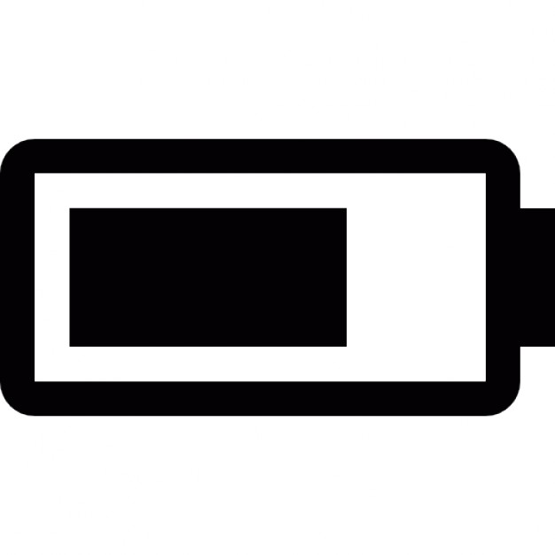 626x626 Free Iphone Battery Icon Vector 166480 Download Iphone Battery