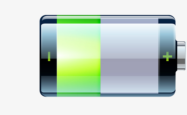 650x400 Vector Battery Icon, Transparent, Transparent Cell, Battery Icon