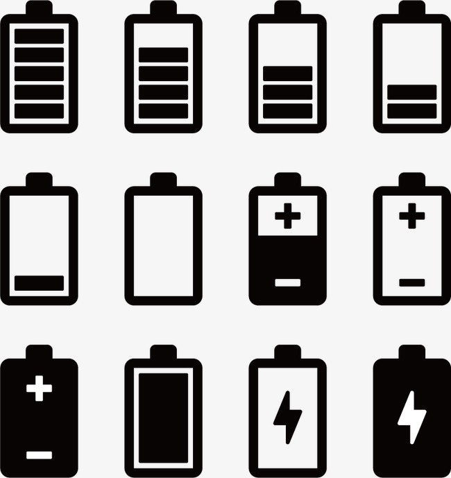 650x689 Battery Icon, Battery Png And Vector For Free Download