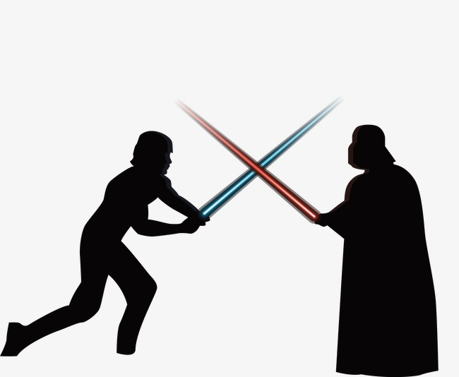 650x534 Vector Battle, Battle, Vector, Lightsaber Png And Vector For Free