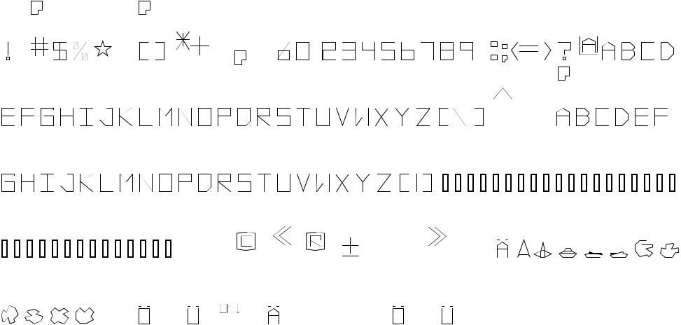 973x464 Vector Battle Free Font In Ttf Format For Free Download 10.30kb