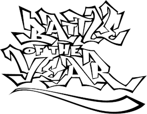 300x233 Battle Of The Year Logo Vector (.eps) Free Download