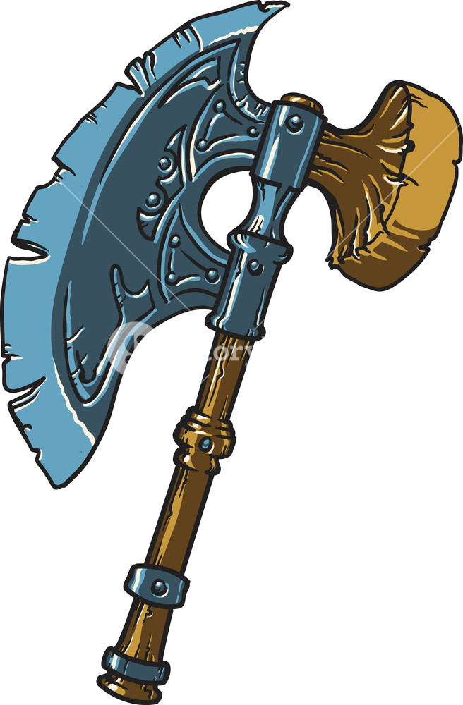 656x1000 Battle Vector Element Royalty Free Stock Image