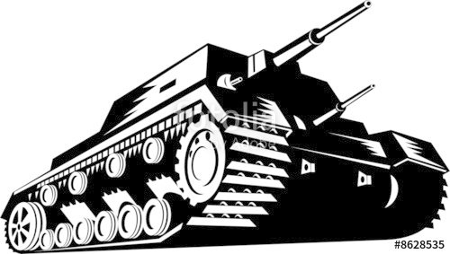 500x283 Battle Tank Stock Image And Royalty Free Vector Files On Fotolia