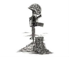 236x196 Collection Of Battlefield Cross Drawing High Quality, Free