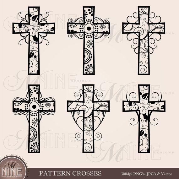 570x570 Battlefield Cross Graphic Library